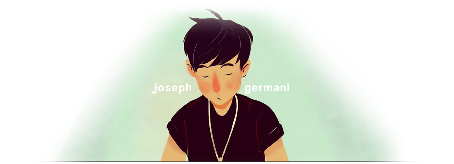 Joseph Germani | Official Blog