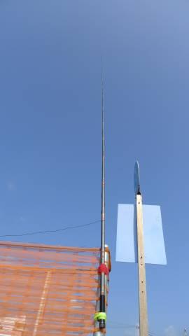 釣竿アンテナ