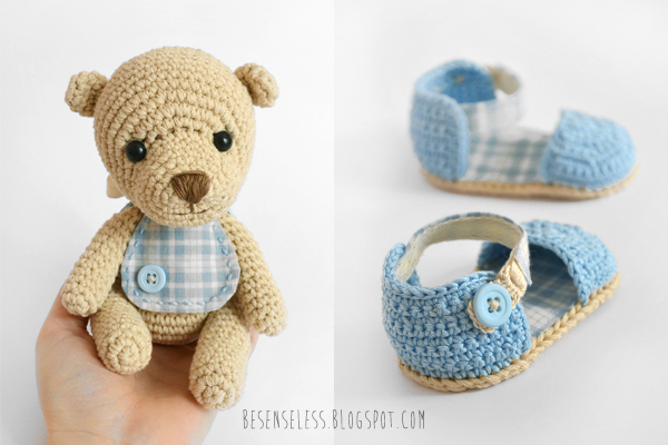 Amigurumi A Uncinetto : Airali design. Where is the Wonderland? Crochet, knit and ...