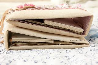 Дневник беременности своими руками, фотоальбом, блокнот ручная работа, скрапальбом сделанный руками. Автор Карамболька, www.carambolka.ru.