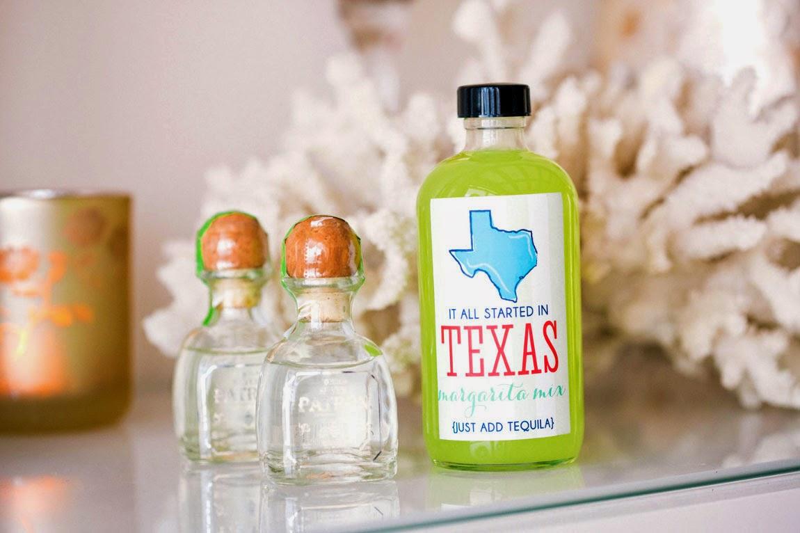 Texas Wedding Welcome Box