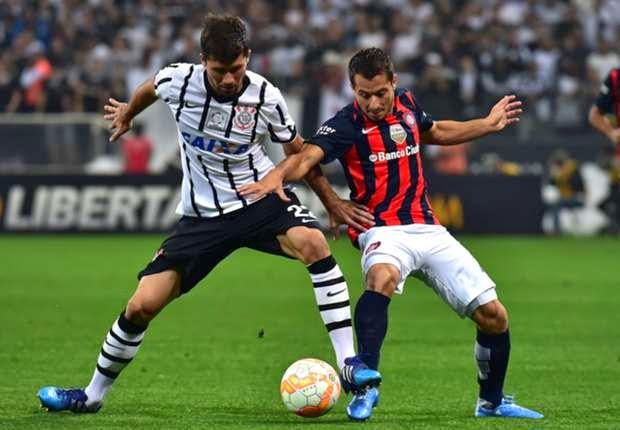 Guaraní vs Corinthians, Copa Libertadores
