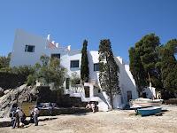 Casa Dalí, Port Lligat, Gerona, originalia