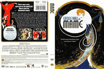 Carátula dvd: Mame, Ante todo, mujer (1974)