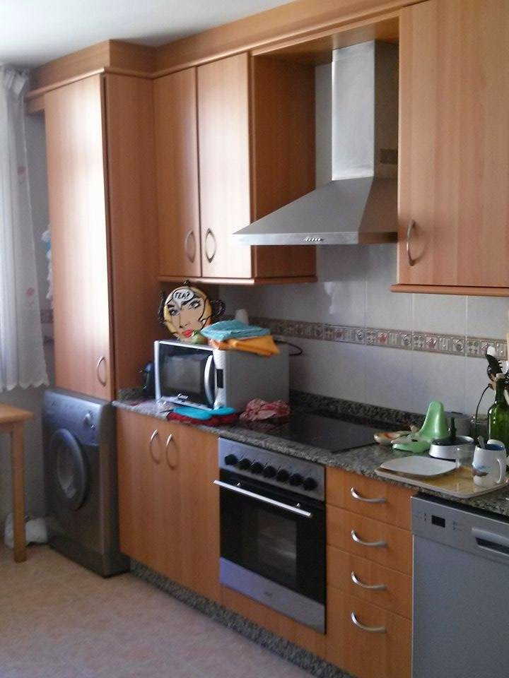 Arantxa amor decoraci n amueblar una cocina de forma - Muebles para cocina economica ...