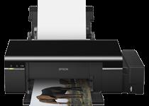 printer inkjet (epson inkjet l1800)
