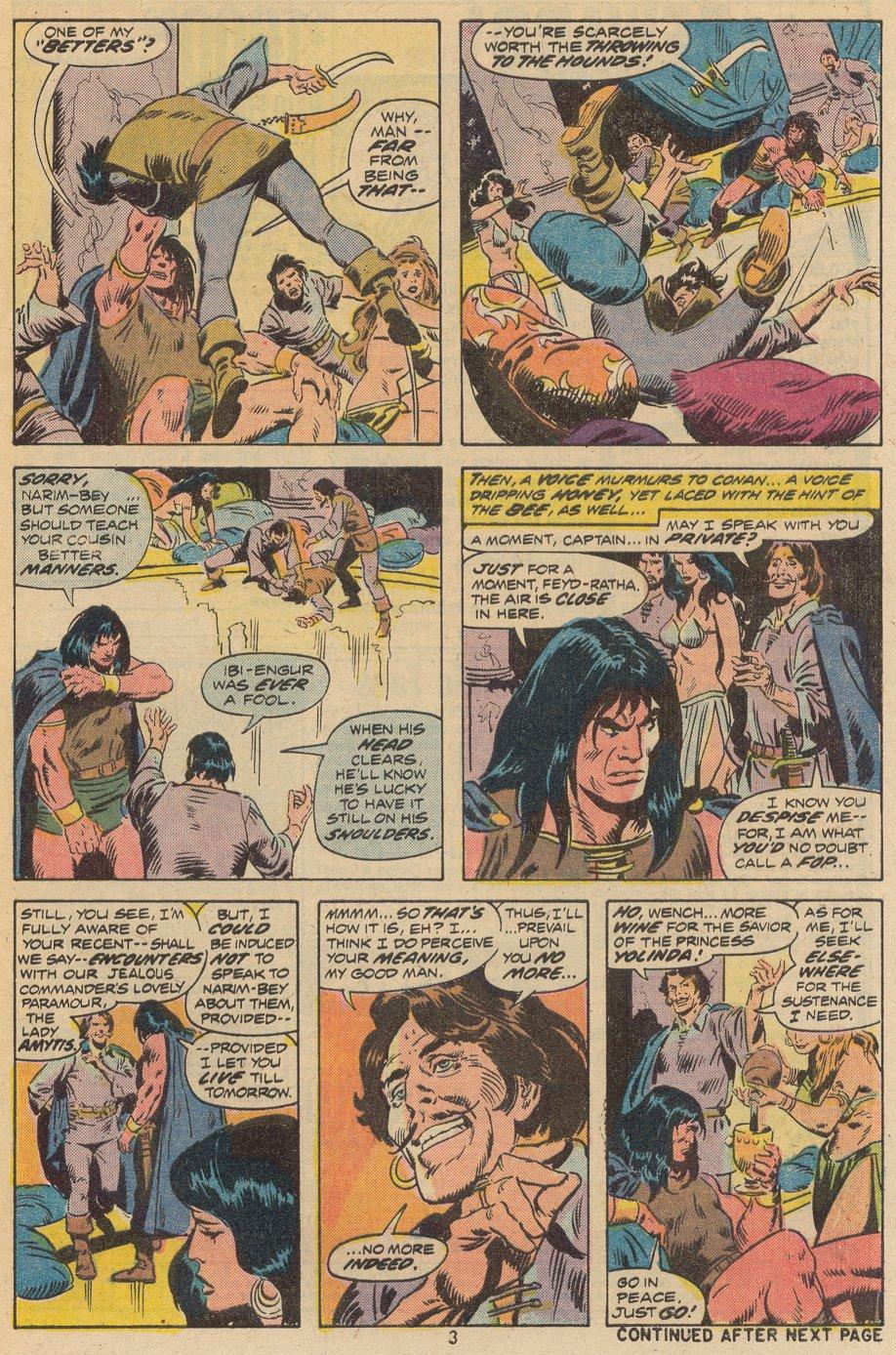 Conan the Barbarian (1970) Issue #38 #50 - English 4