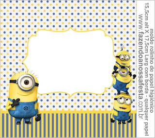 Inspired in Minions: Free Printable Labels. | Is it for PARTIES? Is it FREE? Is it CUTE? Has ...