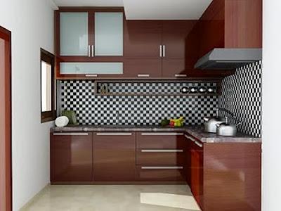 Dapur Minimalis Kecil 2014