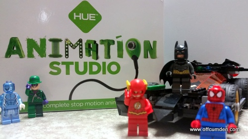 Hue Animation Studio Lego super heroes