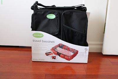 Bassinet Diaper Bag3