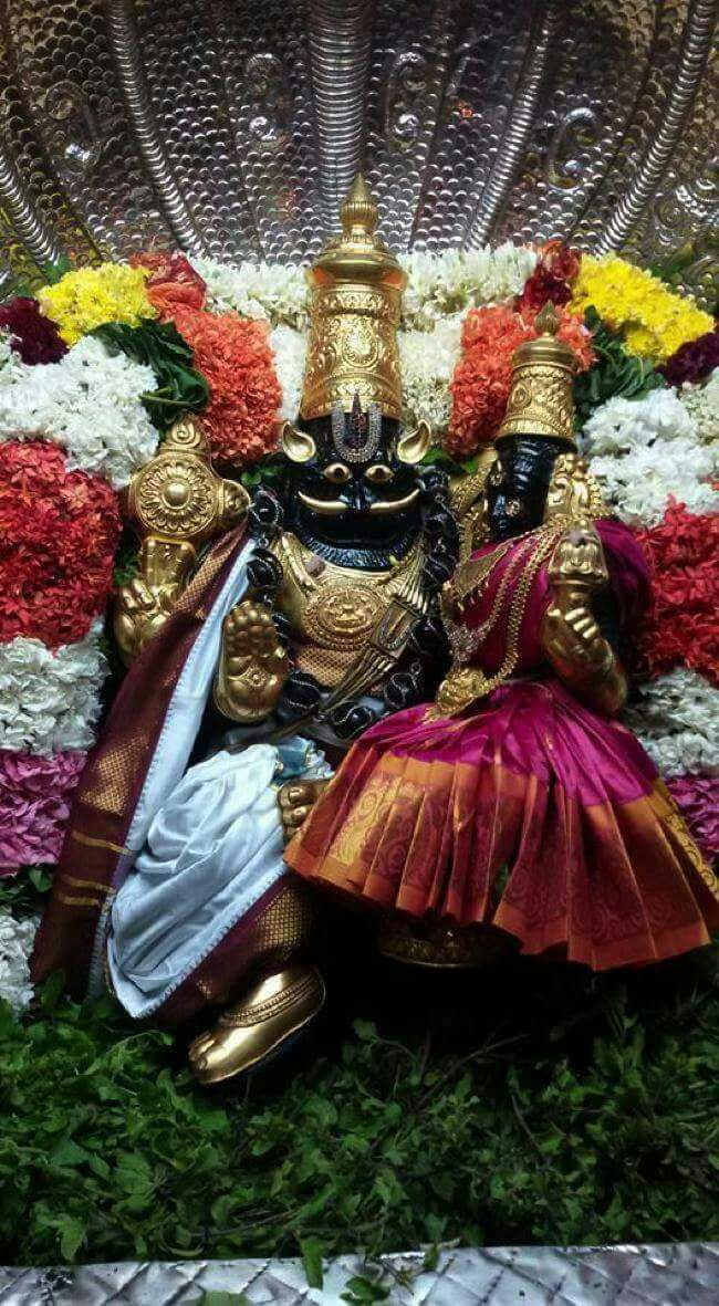 Sri Lakshmi Narasimhaya Namaha