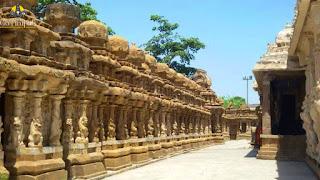 Kailasanathar Temple Kanchipuram History