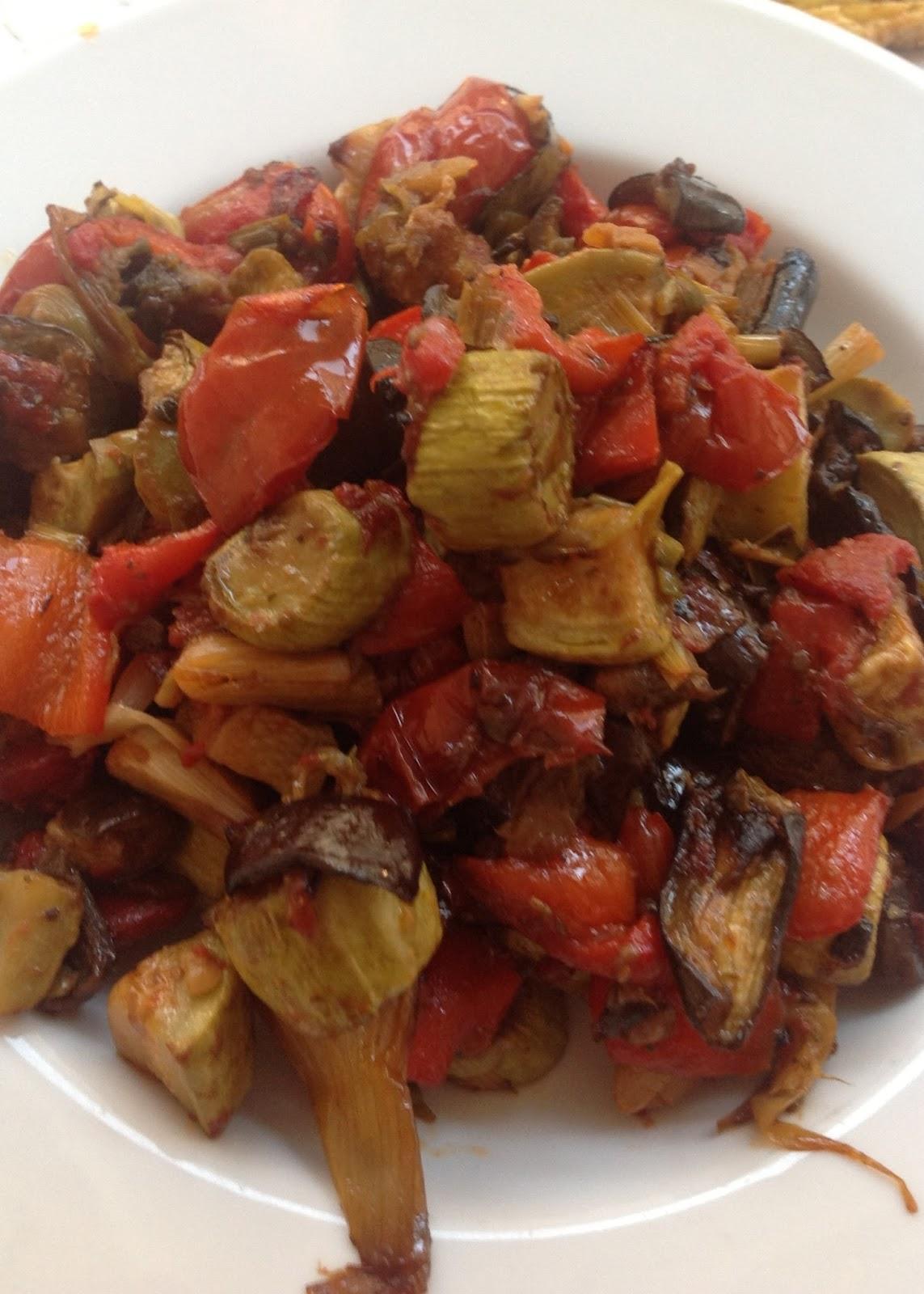 Francesca spalluto ratatouille della sfaticata for Cucinare zucchine trombetta