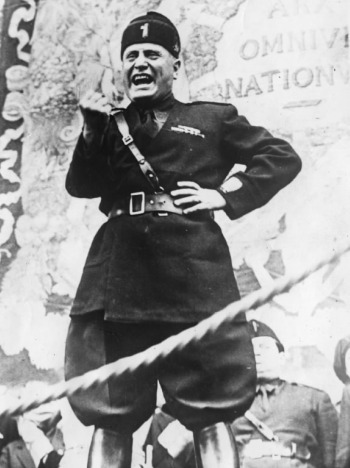 the contribution of hitler mussolini and stalin to the idea of dictatorship Dictators of world war ii hitler mussolini tojo stalin preview subject  hitler's ideas seem  the people were desperate and turned to a dictatorship to fix.
