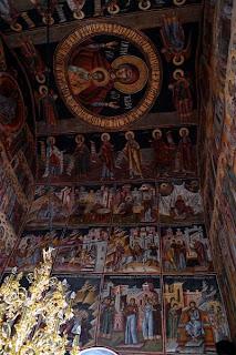 Biserica Manastirii Polovragi