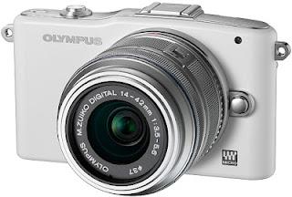 Specification Olympus E-PM1 Terbaru 2012 dan Harga