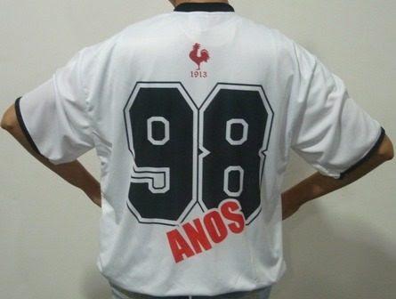 Tenho saudades da época em que a ERK fabricava camisa em alusão ao  aniversário do ABC e o simples torcedor ... df3b00721ae96