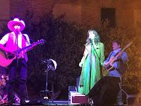 Variedad musical en el Nava Viva 2018