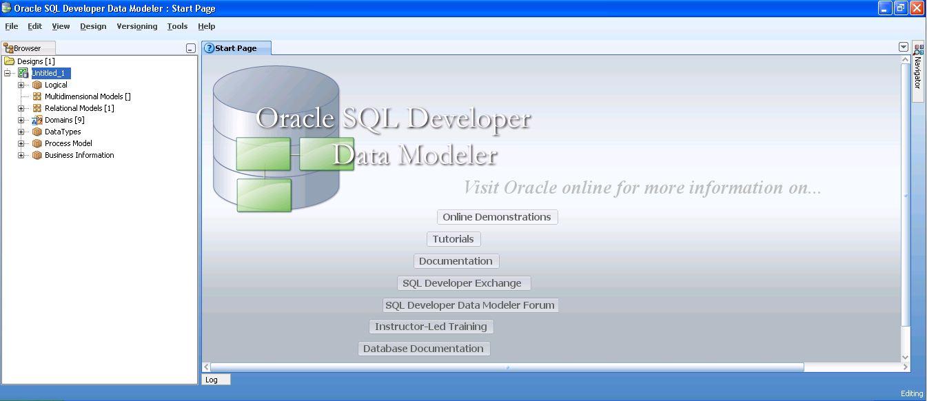 Descubriendo el Mundo Oracle: Crear un sencillo modelo de datos con ...