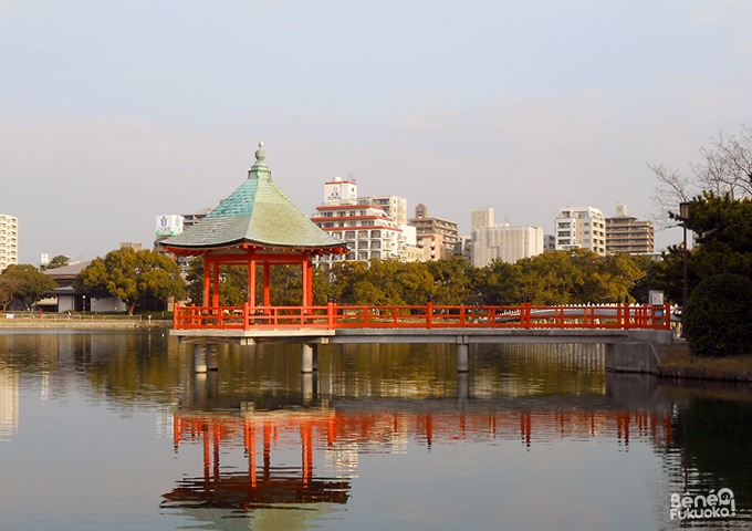 Parc Ohori, Fukuoka, Kyûshû
