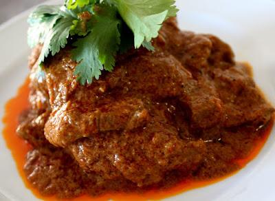 Resep Masakan Khas Padang Daging Sapi Pedas