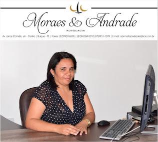ADVOCACIA MORAES E ANDRADE