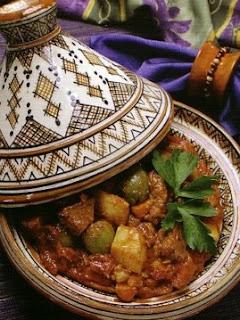 Tajín Tagine Tánger Marruecos