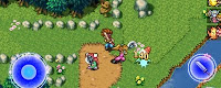 Secret of Mana iphone walkthrough.