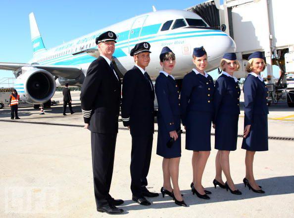 Finnair 85th Anniversary At Malpensa Airport World