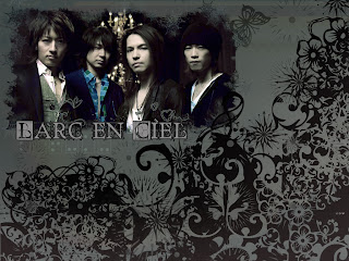 L'arc En Ciel Wallpaper Laruku