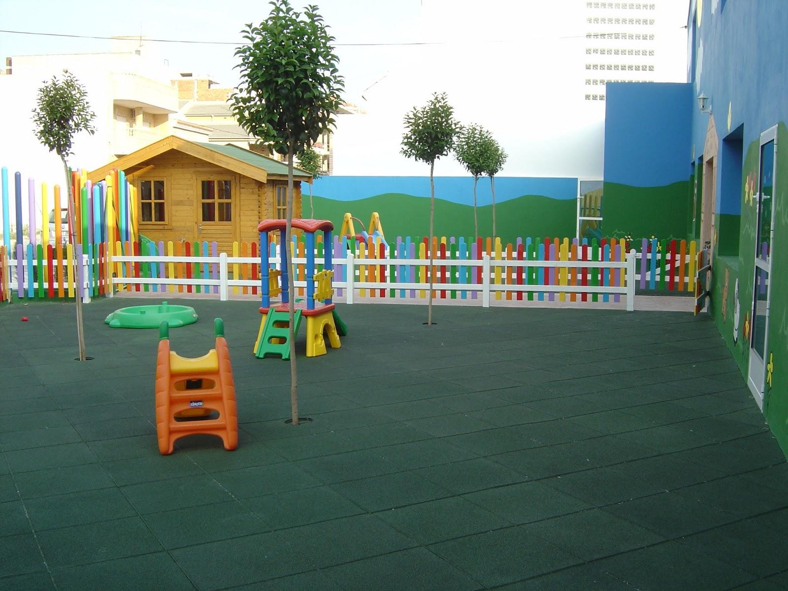 Escuela Infantil Hirukiak: 1. Espacios