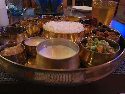 Thali at Zambar Pune Phoenix Market City