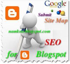 cách tạo sitemap cho blogspot