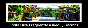 Costa Rica FAQ's