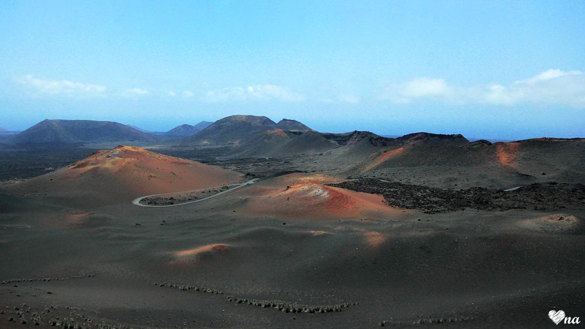#29 Co zobaczyć na Lanzarote, Parque Nacional de Timanfaya - Góry Ognia