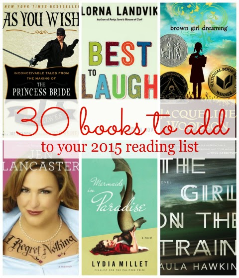 30 Book Suggestions to Add to Your TBR Pile