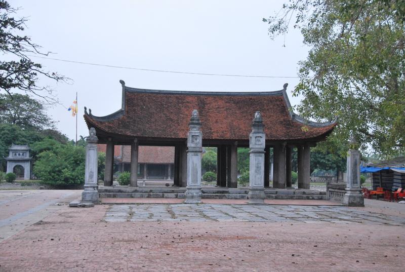 Chùa Keo ở Thái Bình