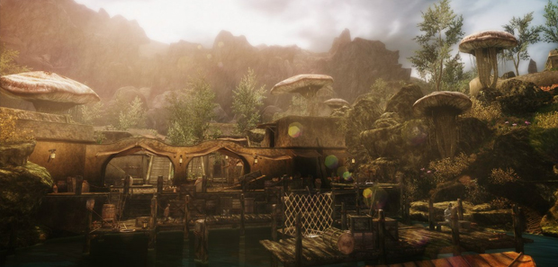 Skywind The Road Most Travelled Trailer