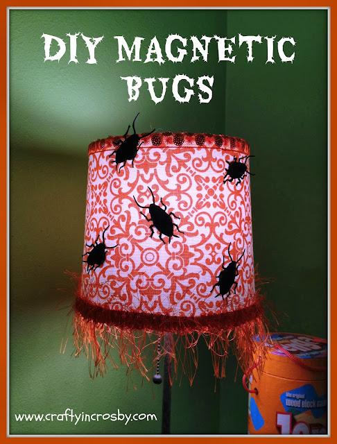 Halloween, roaches, Halloween Decorations, Halloween DIY