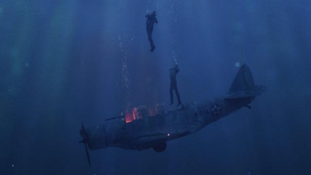 Hình ảnh phim Sinh Tồn Giữa Đại Dương