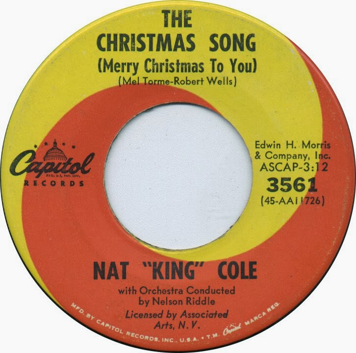 Now It's The Same Old Song: The Christmas Song