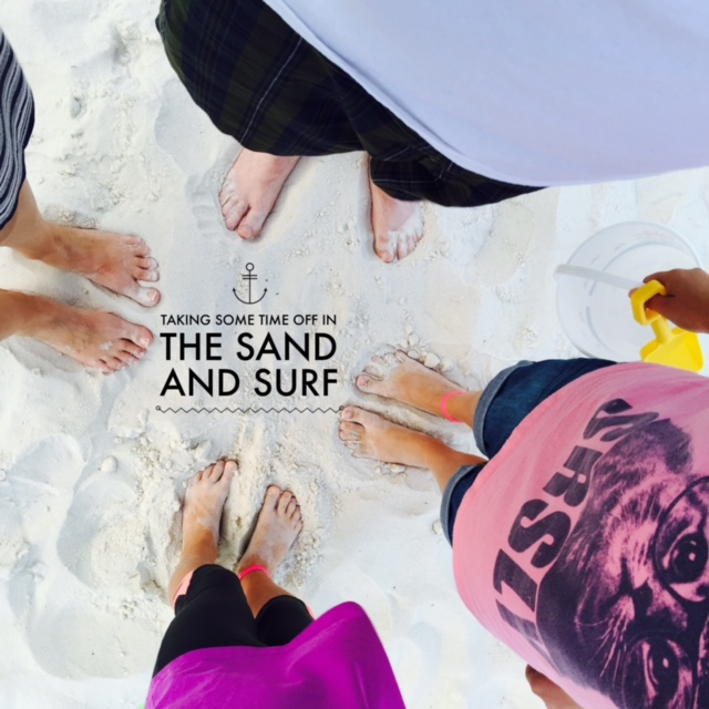 #sand #florida #vacation #toes