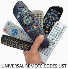 kode remote tv multimax platinum series