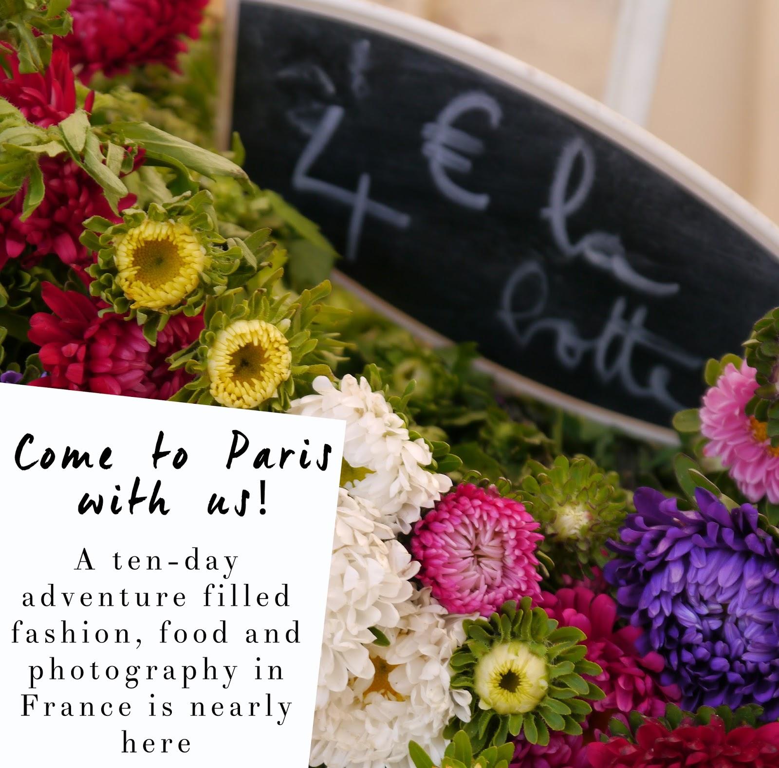 coco and vera, top vancouver fashion blog, top vancouver travel blog, paris, france, dahlias, flowers, invitation