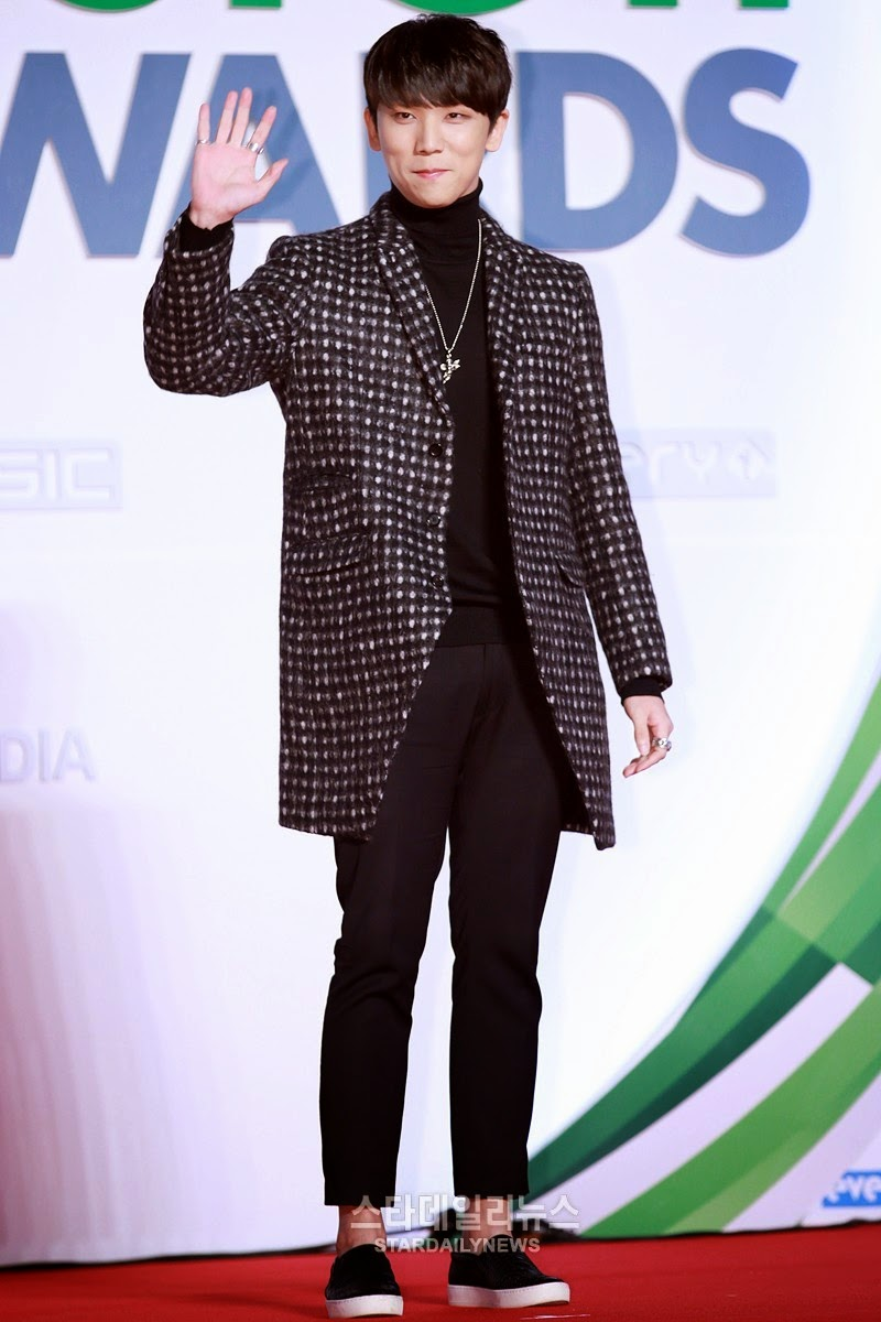 Junggigo 2014 Melon Music Awards