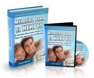 CURAR EL HERPES