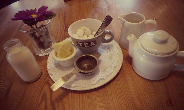 tea shop aysgarth