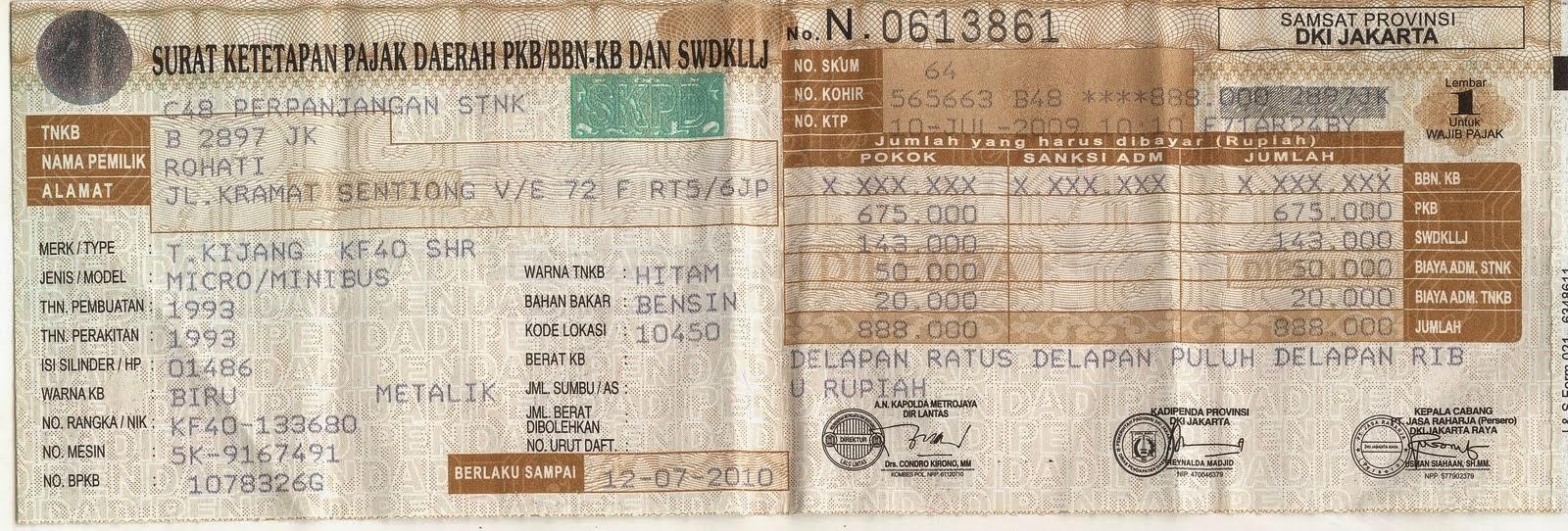 BiroJasa-STNK-BPKB-Jakarta ===Bina Mandiri Sejahtera ...