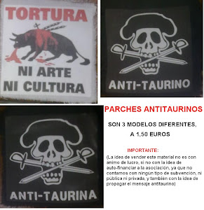 Parches antitaurinos:
